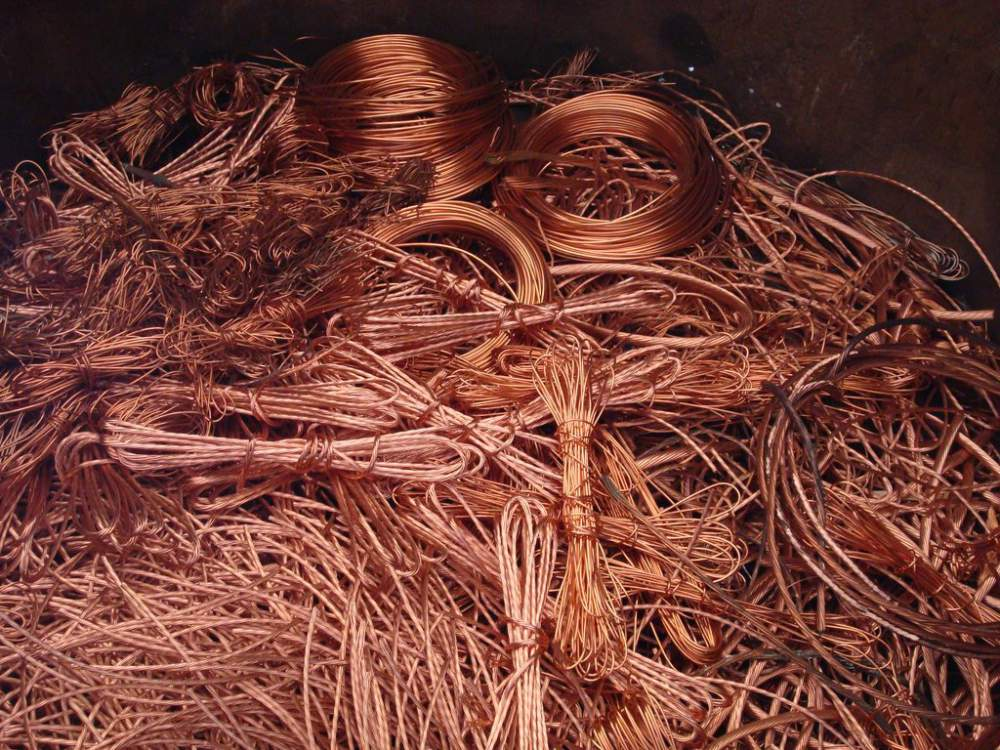 Buy The best quality copper scrap