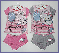 "Buy ""Kitty"" Girls Underwear Set"