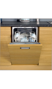 Buy Newworld NWDW45MK2 Slimline Dishwasher