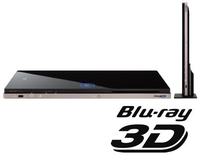 Buy Sharp Full HD 3D Blu Ray Player