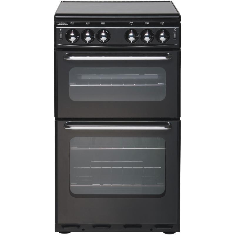 Buy New World 50CM black gas cooker