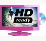 """Buy Logik L19LDVP11 19"""" HD Ready LED TV with Built-in DVD player"""