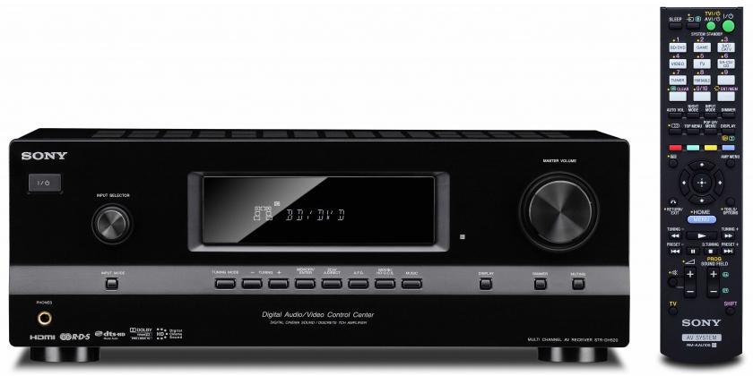 Buy STR-DH520 Home cinema AV receiver