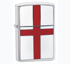 Buy Zippo Lighter - England