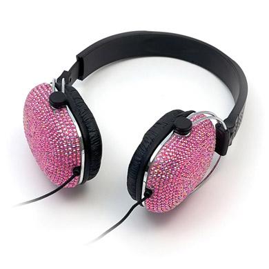 Buy Diamante Headphones