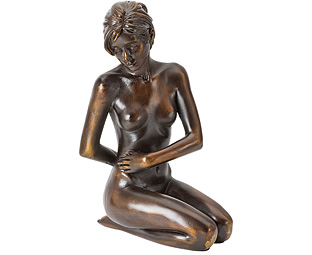 Buy Michael Talbot Lady Sculpture