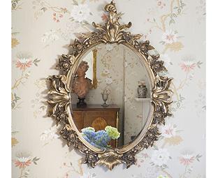 Buy Ornate Antiqued Mirror