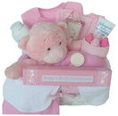 Buy Baby Girl Pink Gift Hamper