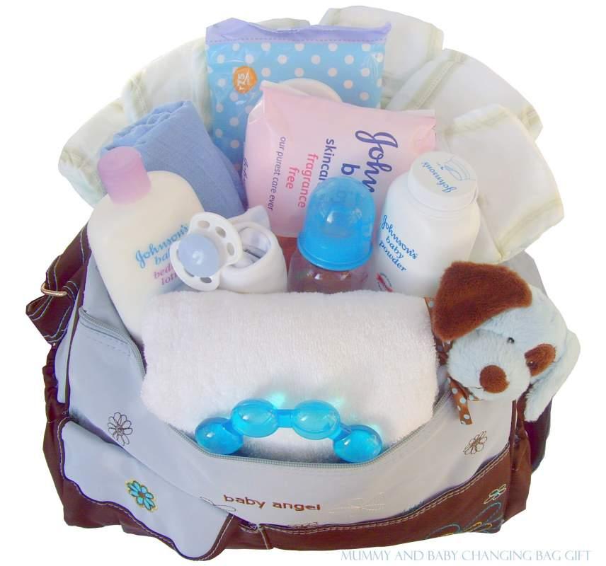 Buy New Mummy Changing Bag Gift Hamper
