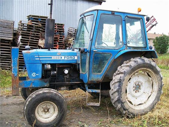 Buy 1977 Ford 6600 Tractor