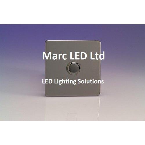 Buy Universal Dimmer Switch, max. load 400W, Iridium Black