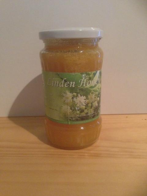 Buy Linden Honey
