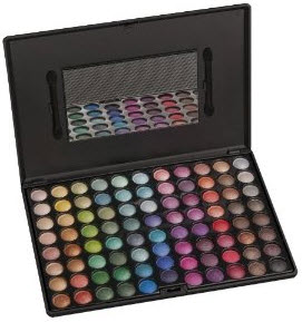Makeup Palette 88 Eyeshadow Colors Great Gift