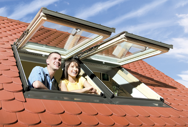 Buy FPP-V U3 02 55x98cm TOP HUNG and CENTRE PIVOT roof window FAKRO
