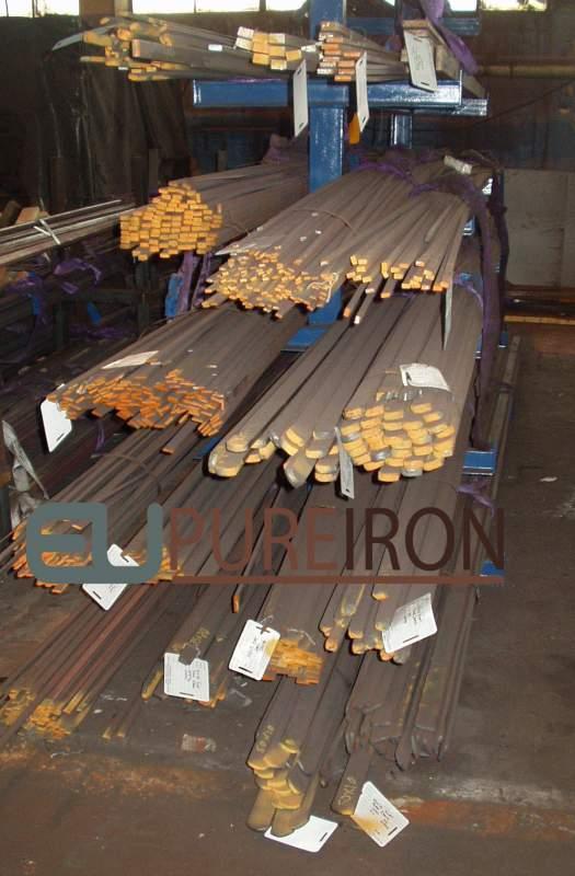 Buy Pure iron profile
