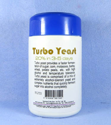 Buy Turbo Yeast