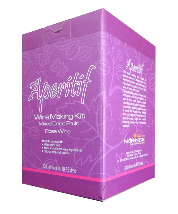 Buy Wine Making Kit Aperitif Rose