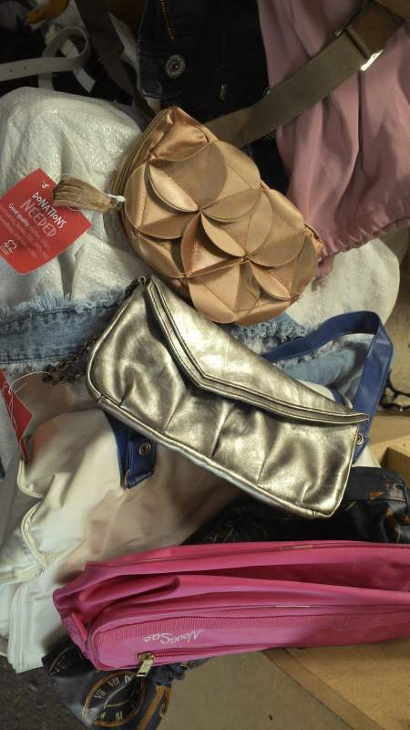Buy Used B grade bags and belts