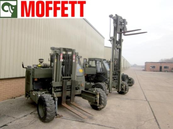 Buy Mounted Moffett M2275 LWB Мобильный вилочный погрузчик