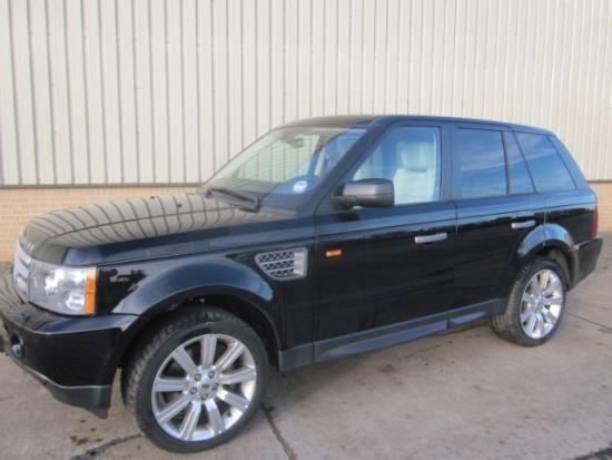 Buy Range Rover Sport supercharged V8 4.2