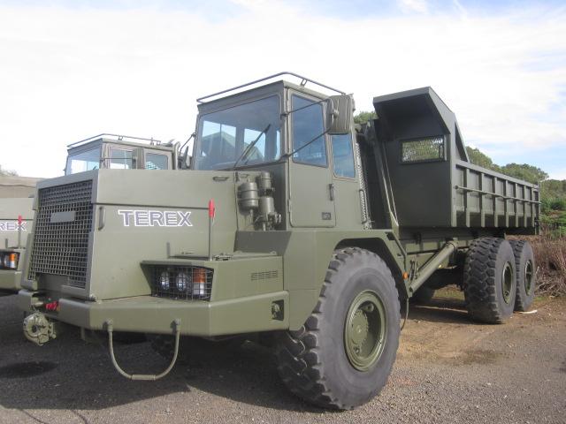Buy Terex ТА25 Military самосвал 6x6 ADT