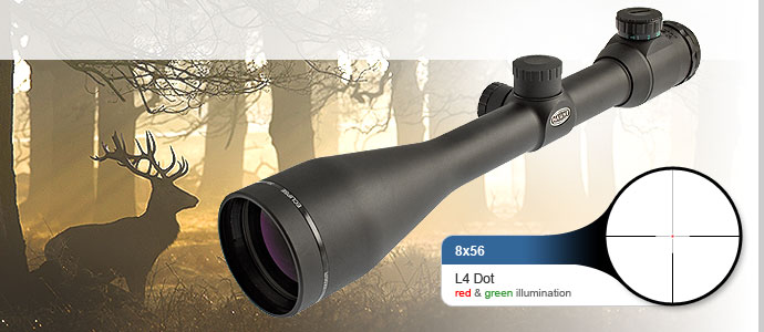 Buy Hawke Rifle Scope 8x56 IR