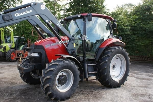 Buy 2008 Case Ih Maxxum 100