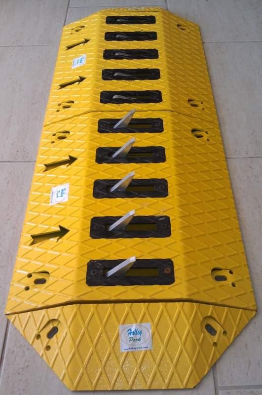 Buy Traffic Spike Barrier System - Tyre Killer - Tire Killer