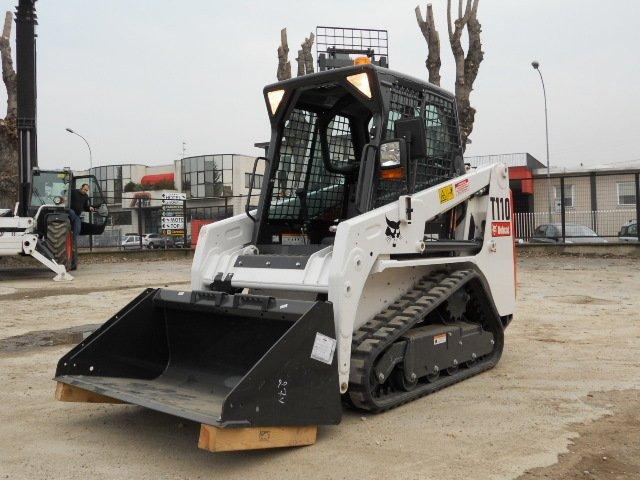 Buy 2009 BOBCAT T110 MULTI-TERRAIN LOADER
