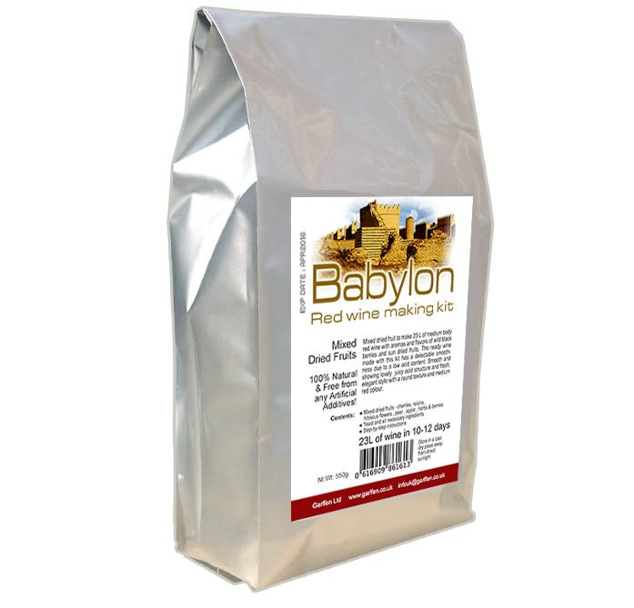 Buy Wine Makin Kit Babylon