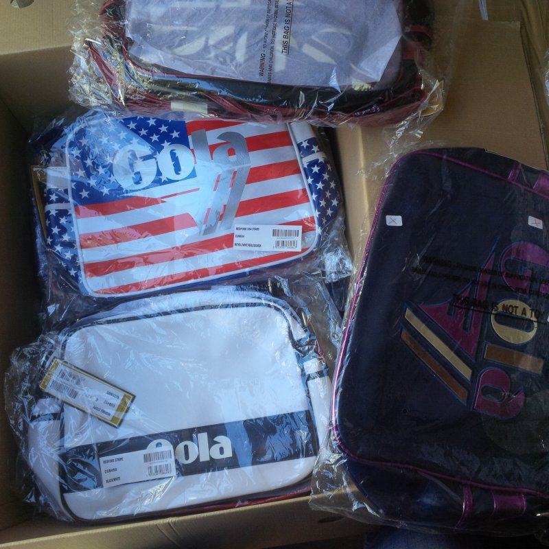 Buy New Gola shoulder bags and back pack