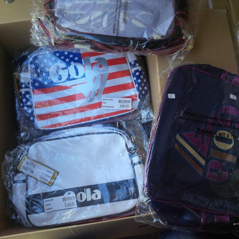 Buy New Gola shoulder bags and back pack