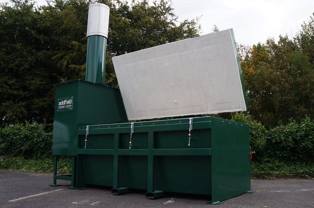 Buy TB Agricultural Incinerator