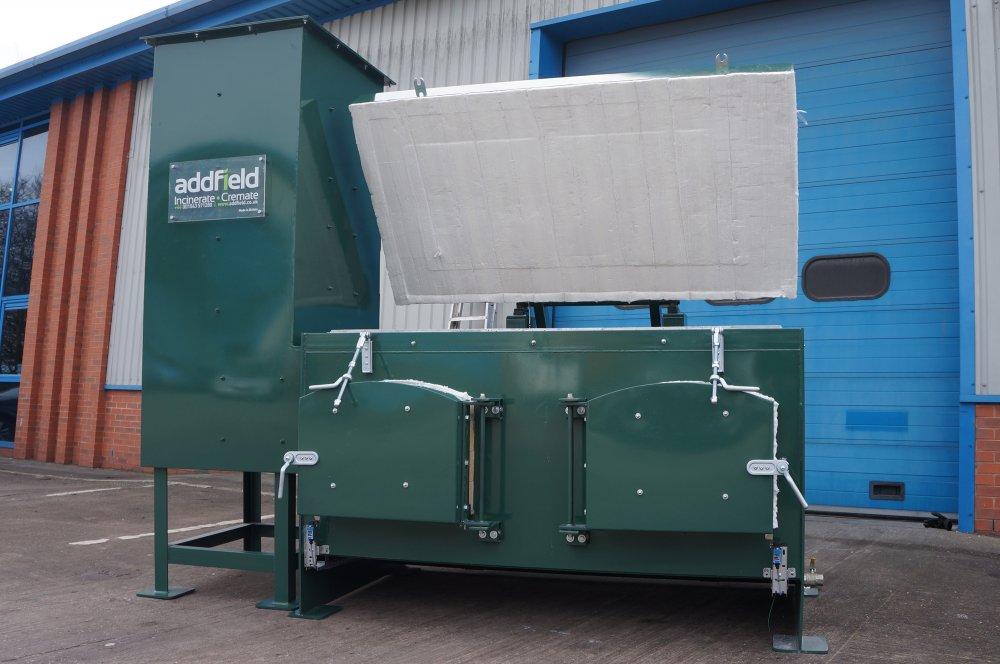 Buy SBAB Double Pet Cremator