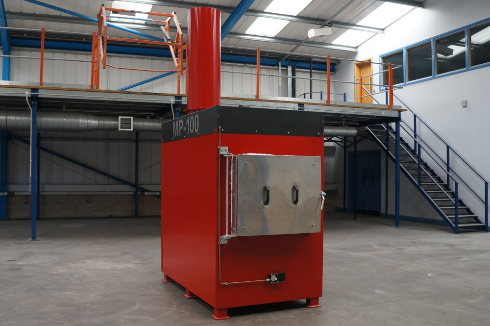 Buy MP100 Medical Waste Incinerator