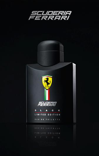 Buy Scuderia Ferrari Black Signature Ferrari