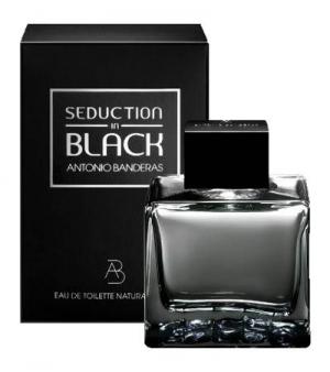 Seduction in Black Antonio Banderas