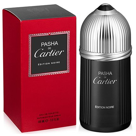 Buy Pasha de Cartier Edition Noire