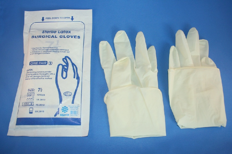 Buy Blue Vinyl Powder-free Glove - Box