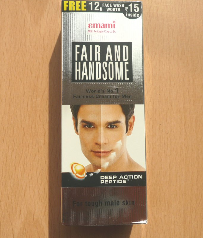 Buy Fair and handsome