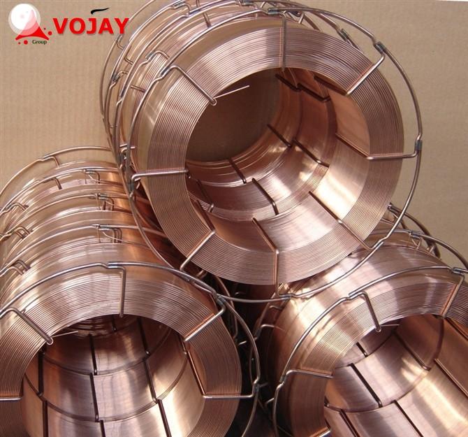 Buy Welding wire (Mild & Low-Alloy Steel)