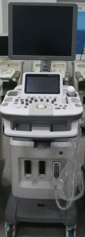 Samsung Medison Accuvix XG Ultrasound with V4-8 4D Transduce