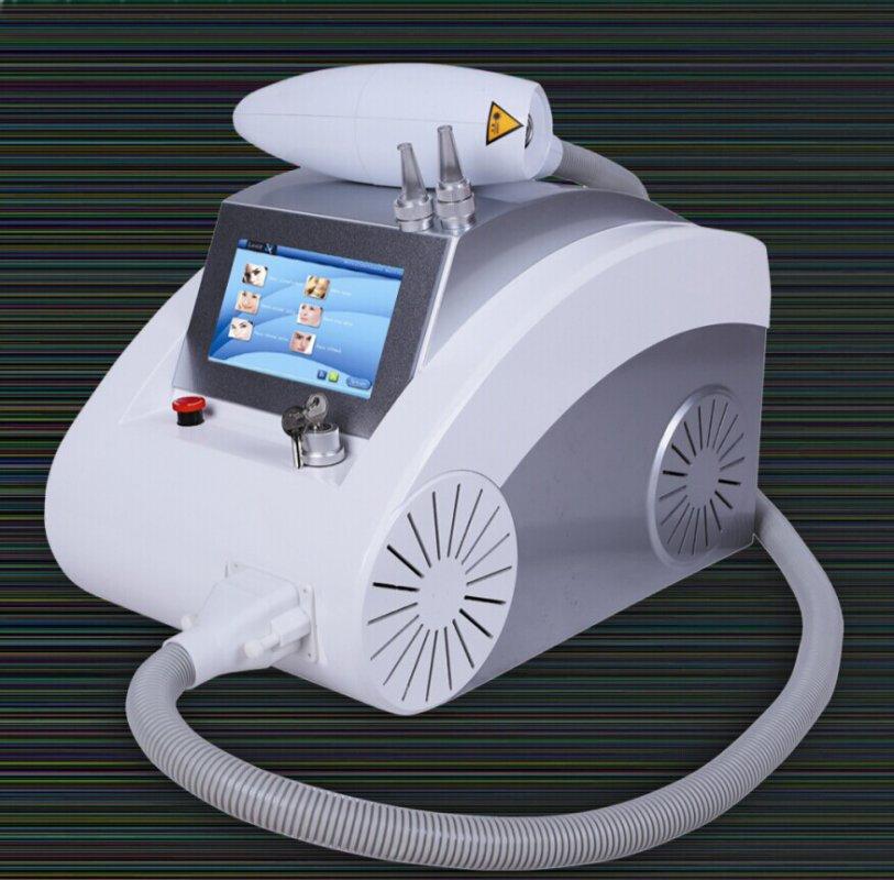 Buy Q Switch Nd Yag Laser Tattoo Removal System Machine