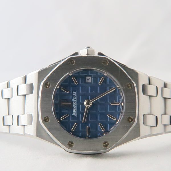 AUDEMARS PIGUET ROYAL OAK OFFSHORE LADY BLUE DIAL