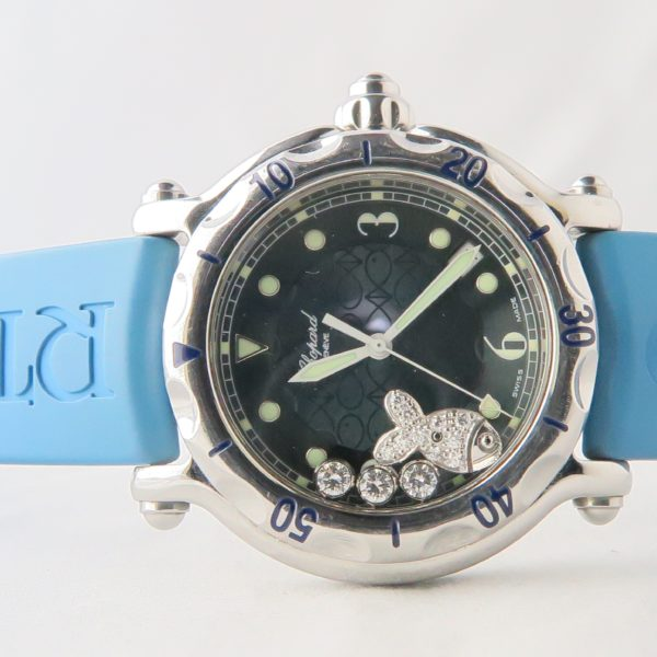 CHOPARD HAPPY SPORT FISH DIAMONDS