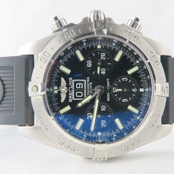 Buy BREITLING BLACKBIRD CHRONOGRAPH BLACK DIAL