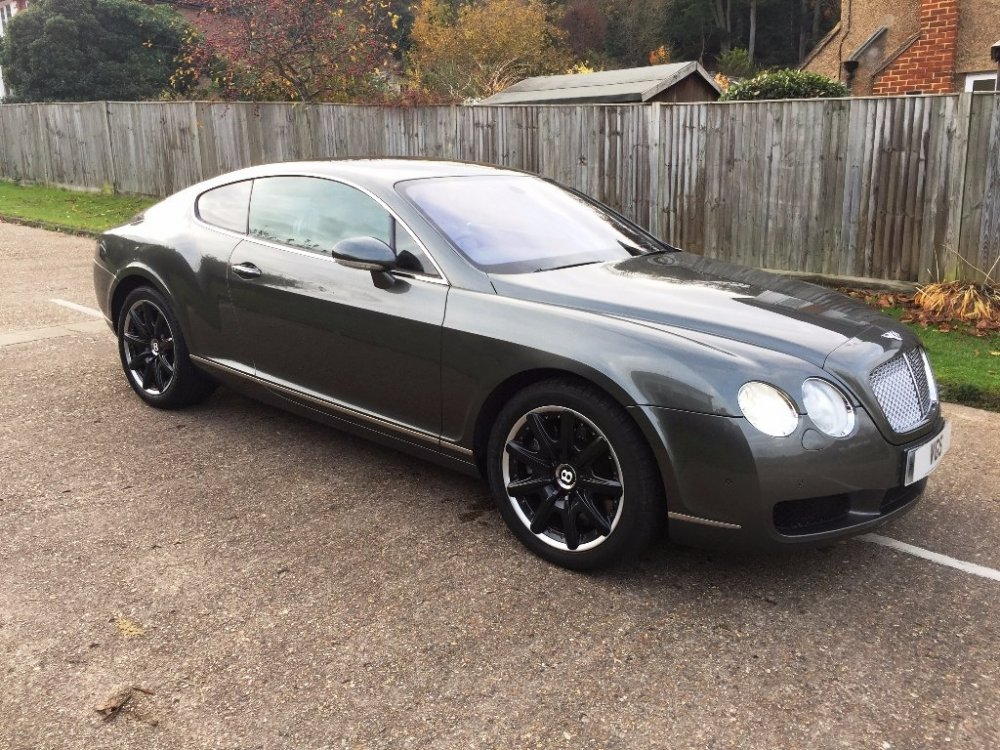 Buy Bentley Continental 6.0 GT