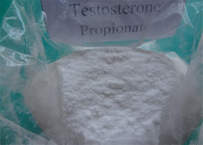 Buy Testosterone propionate 99% raw powder