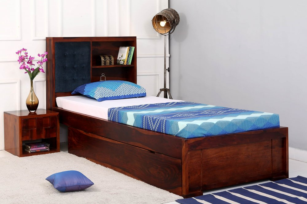 Buy Most Durable and Comfortable Single Beds in UK