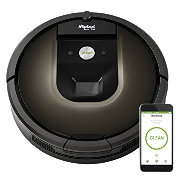 Buy IRobot Roomba 980 Robot Vacuum with Wi-Fi Connectivity